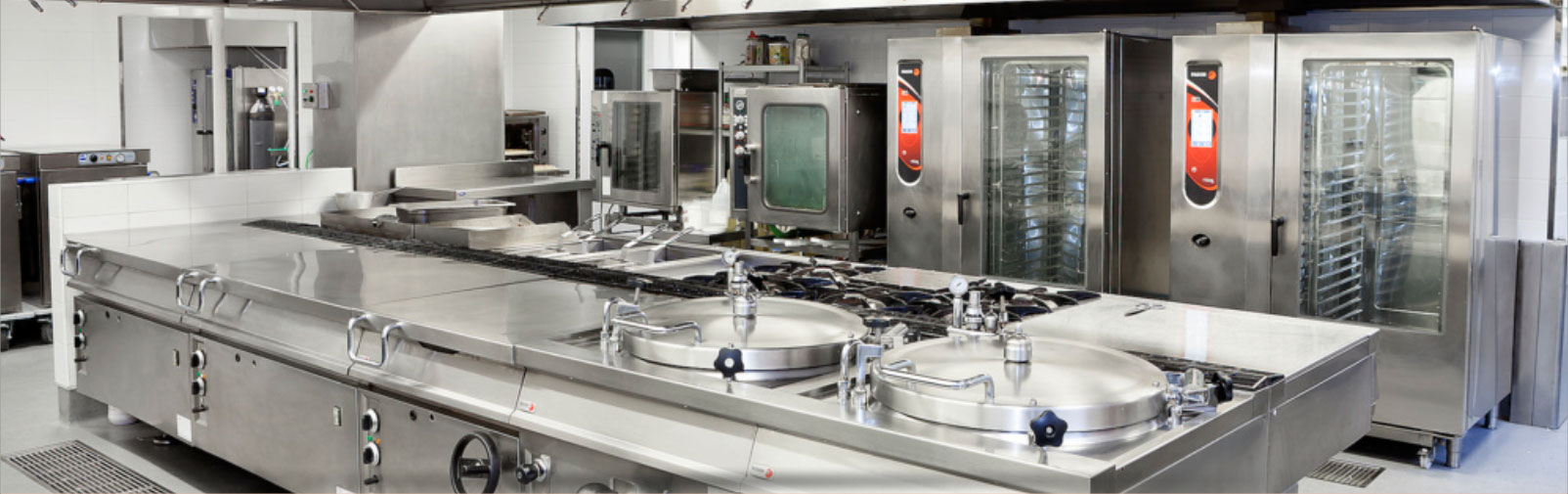 Commercial Industrial Restaurant Hotel Kitchen