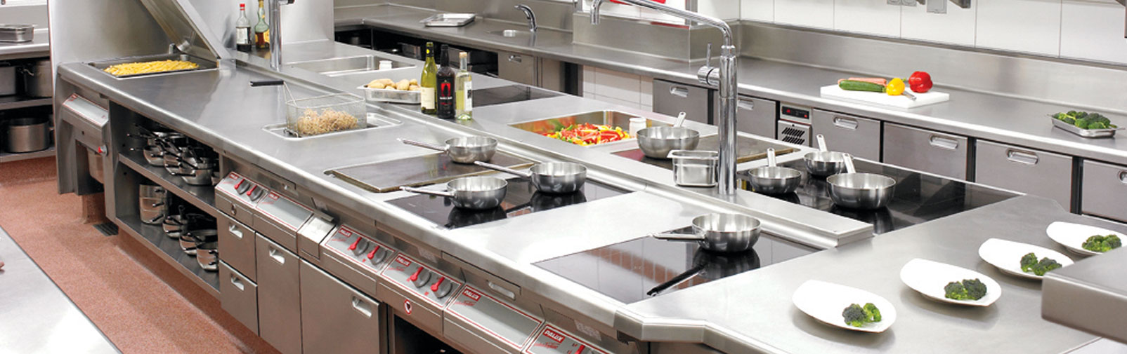 Restaurant Equipment Manufacturers Banner-Shree Manek Kitchen Equipments Pvt. Ltd.
