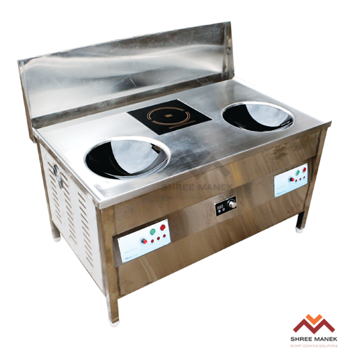 Shree Manek Induction Chinese Range