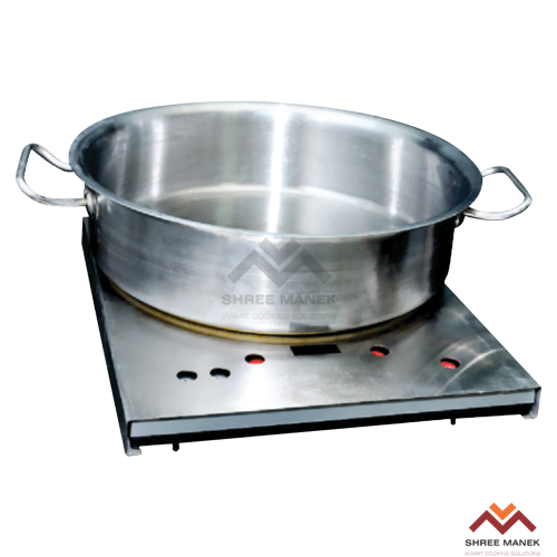 Shree Manek Live Cooktop