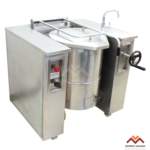 Shree Manek Tilting Boiling Pan